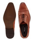 Reckless tan brown leather Derby shoes Sale - dune Sale