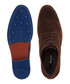 Radcliffe brown suede Derby shoes  Sale - dune Sale