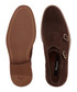 Parsons Green brown suede monk straps Sale - dune Sale