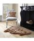 Light brown sheepskin rug Sale - royal dream Sale