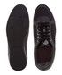 Men's black nappa leather sneakers Sale - versace collection Sale