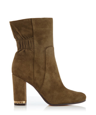2b9118f580a9 Dolores olive suede heeled boots Sale - MICHAEL KORS Sale