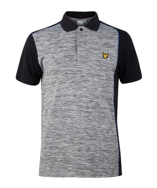 47345e6b6b44 Campbell grey training logo polo shirt Sale - Lyle & Scott Sale