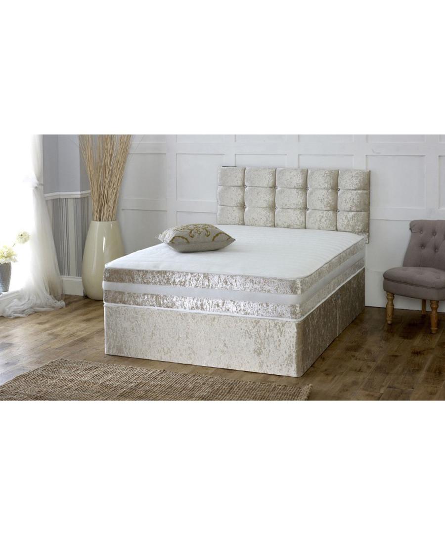 best cheap da2ea f57d6 Discount 2pc gold velvet small double bed set | SECRETSALES