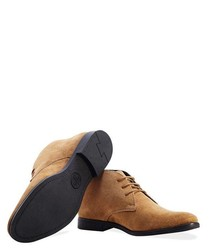 MENS TAN DESERT BOOT
