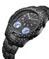 Jet Setter III black diamond watch Sale - jbw Sale