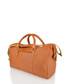 Tan leather holdall Sale - woodland leathers Sale