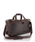Brown leather holdall Sale - woodland leathers Sale