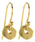 14ct gold-plated ornate earrings Sale - fleur envy gaia Sale
