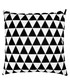 Ecru & black cushion cover 50cm Sale - FEBRONIE Sale