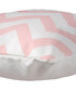 Ecru & pale rose cushion cover 50cm Sale - FEBRONIE Sale