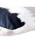 Pearl grey tie die cushion cover 50cm Sale - FEBRONIE Sale
