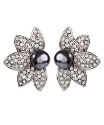 Pippa Austrian crystal earrings