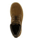 Men's brown leather lace-up ankle boots Sale - Caterpillar Sale