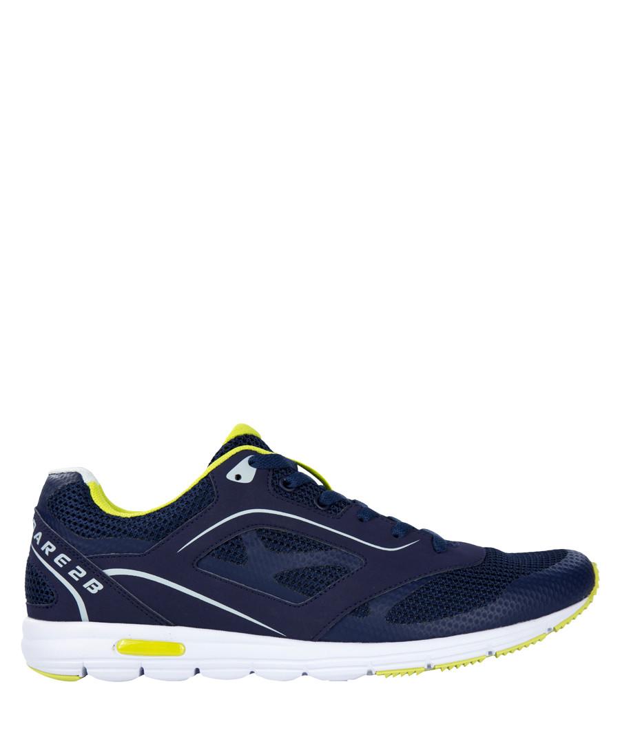 Men's Powerset navy graphic sneakers Sale - dare 2b