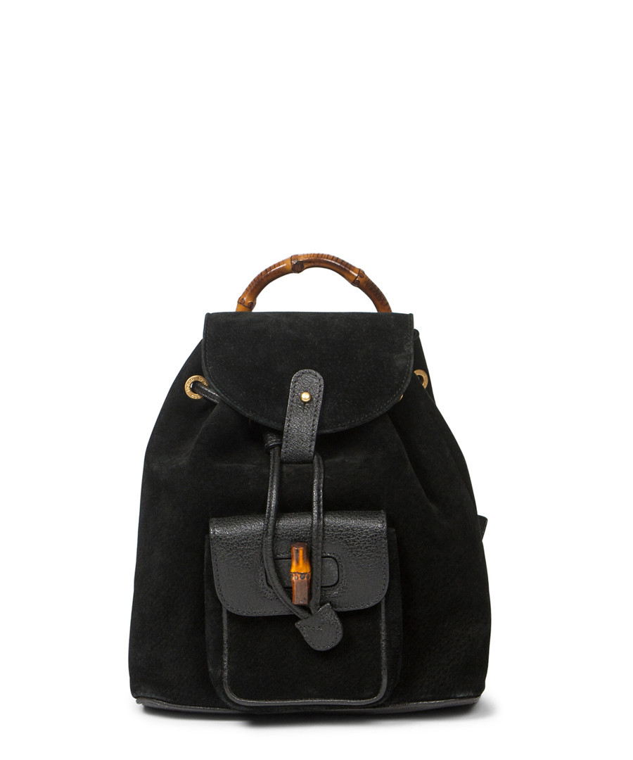 Vintage Gucci Leather Backpack- Fenix Toulouse Handball b72109ac6032b