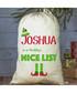 Buddy the Elf personalised present sack Sale - Treats on Trend Sale