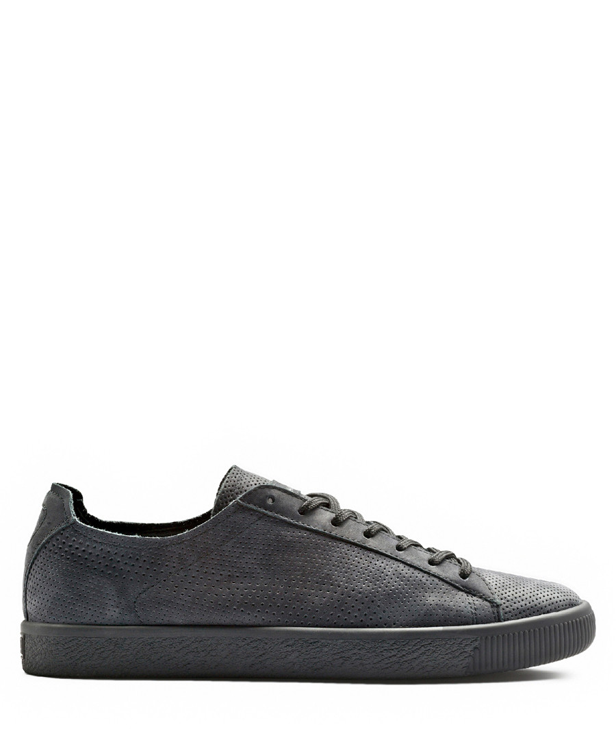 Stampd Clyde black suede sneakers Sale - puma