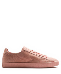 Stampd Clyde brown suede sneakers