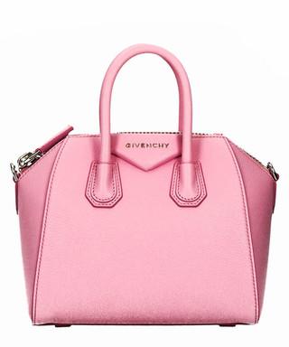 397d458f7d Antigona Mini pink leather grab bag Sale - Givenchy Sale