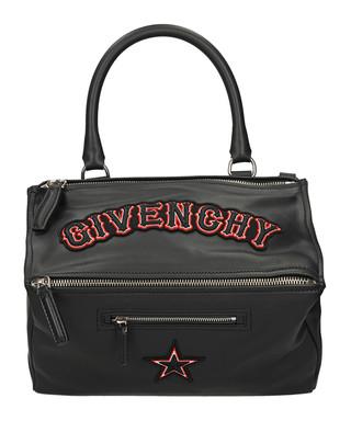 0336ca18258 Pandora Medium leather star shoulder bag Sale - Givenchy Sale