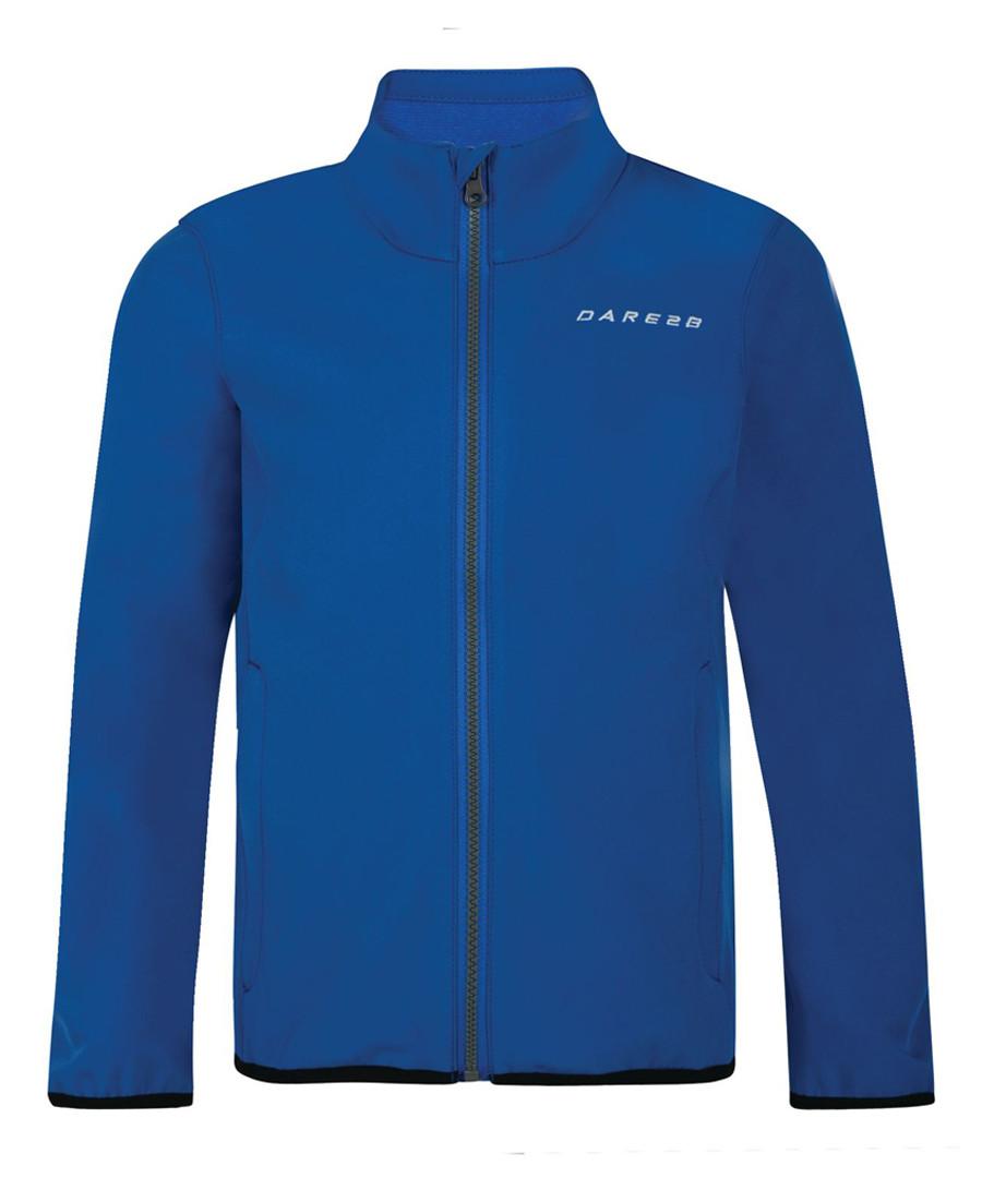 Derive blue zip up fleece jacket Sale - Essentials