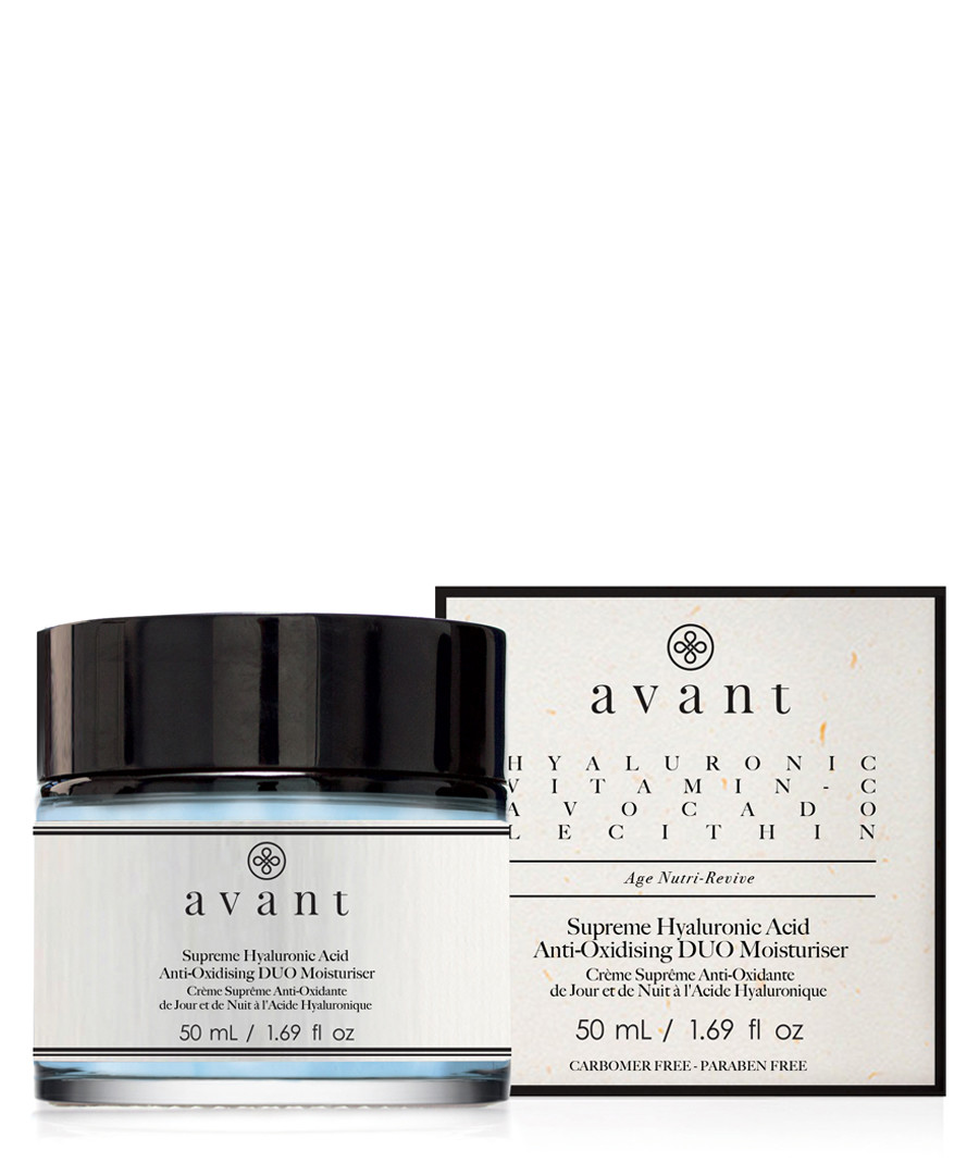Supreme Duo moisturiser 50ml Sale - avant skincare