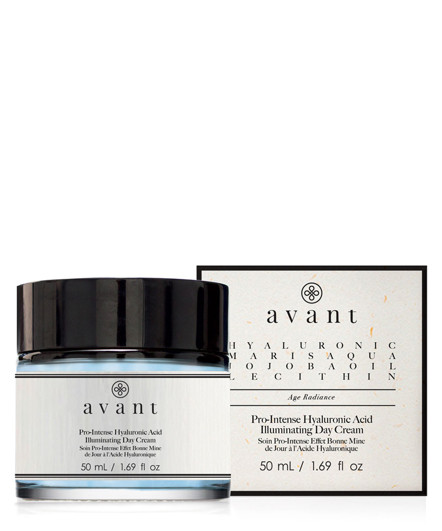 Hyaluronic Acid Illuminating cream 50ml Sale - avant skincare