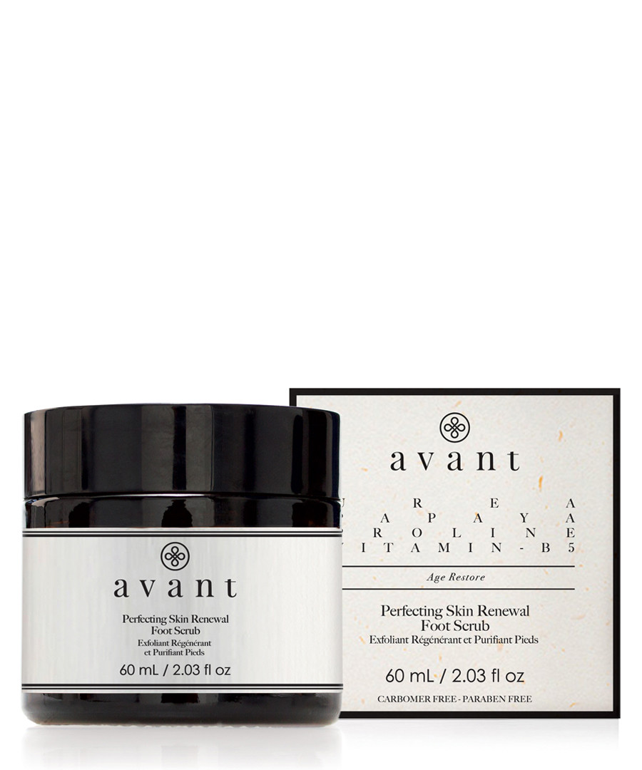 Perfecting Skin Renewal foot scrub 60ml Sale - avant skincare