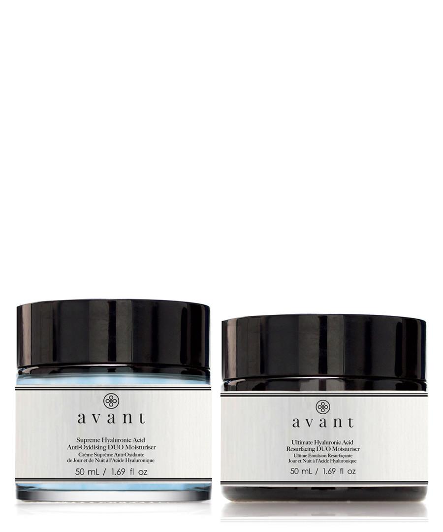 2pc Anti-Oxidising & Resurfacing set Sale - avant skincare