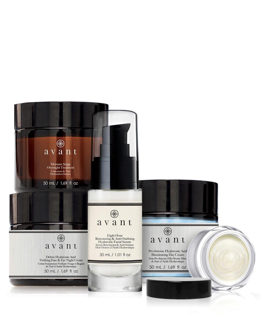 5pc Anti-Ageing hyaluronic skincare set Sale - avant skincare
