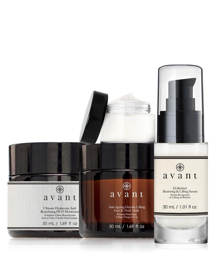 4pc Age Restoring treatment set Sale - avant skincare