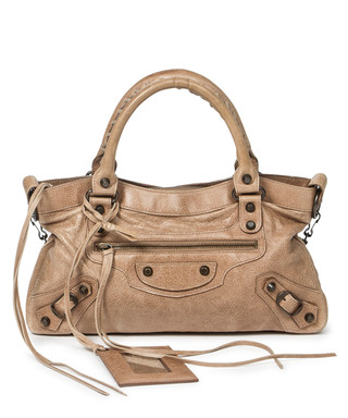 992797b5dc1 Classic Arena beige leather grab bag Sale - Vintage Balenciaga Sale