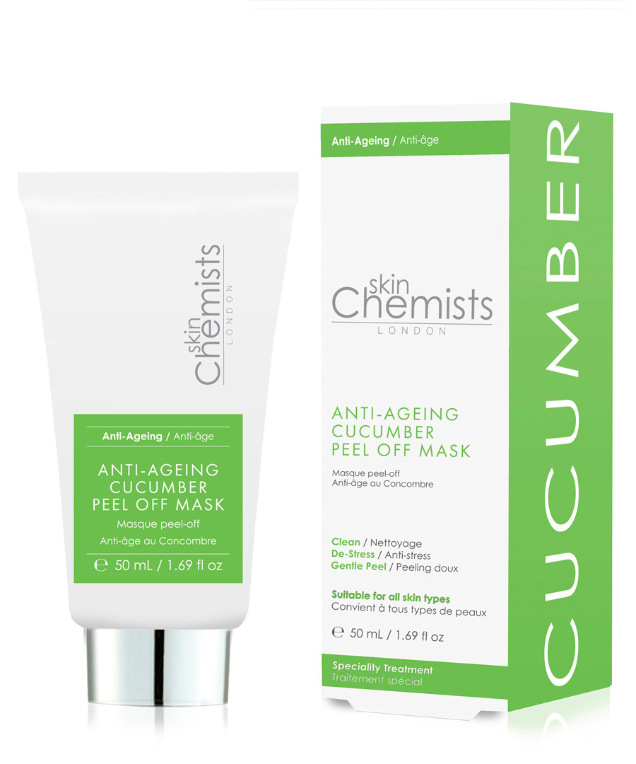 Anti- Ageing Cucumber facial mask 50ml Sale - skinchemist