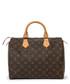 Speedy 30 monogram canvas print bag Sale - Vintage Louis Vuitton Sale