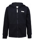 Boy's 2-15yrs navy zipped hoodie Sale - Converse Sale