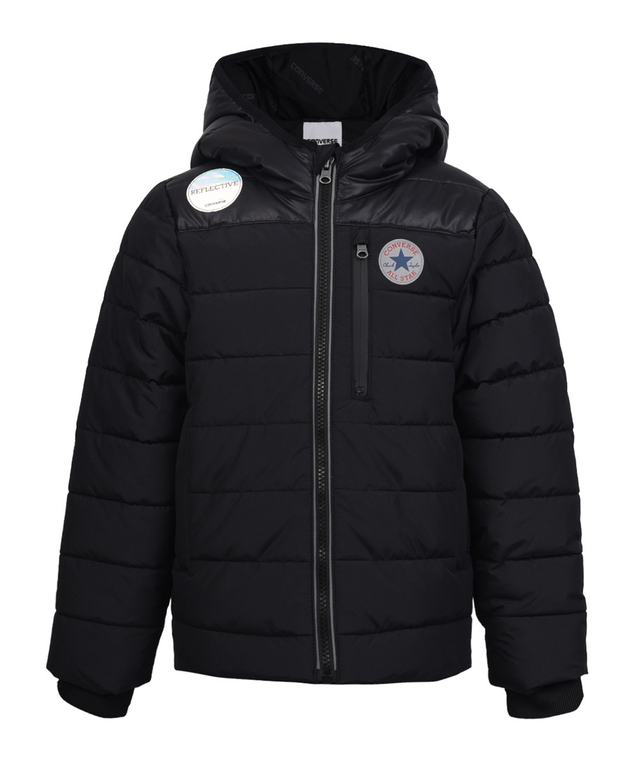 e7a9f1d664d7 Boy s 2-15yrs black padded jacket Sale - Converse ...