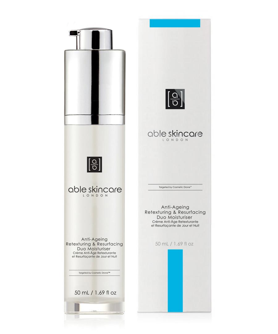 Retexturing & Resurfacing moisturiser Sale - able skincare