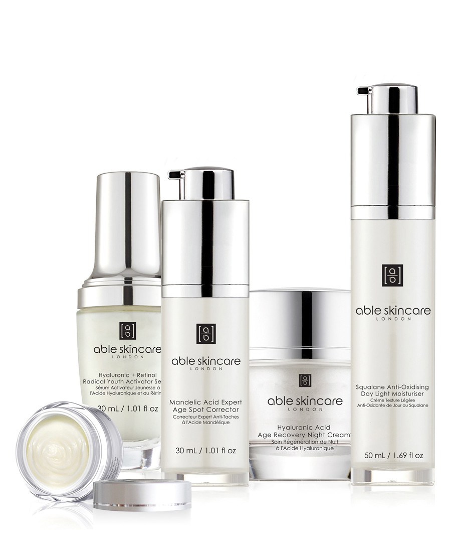 5pc Revolutional Age collection set Sale - able skincare
