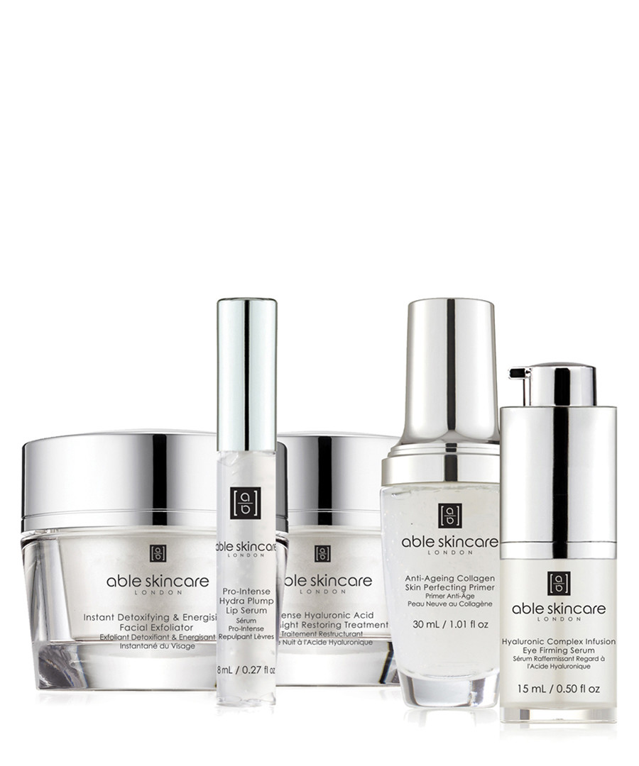5pc Full Perfecting series set Sale - able skincare
