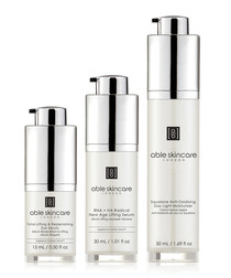 3pc Radical anti-ageing set