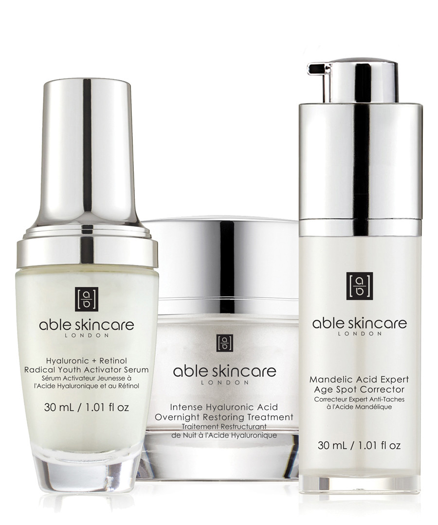 3pc Restoring Youth set Sale - able skincare