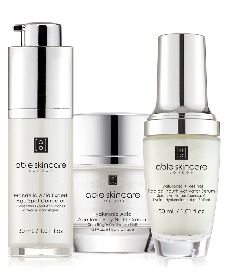 3pc Age Recovery set Sale - able skincare