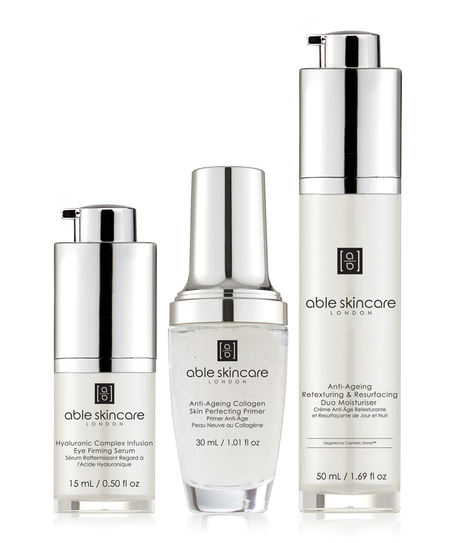 3pc 3-Step System set Sale - able skincare