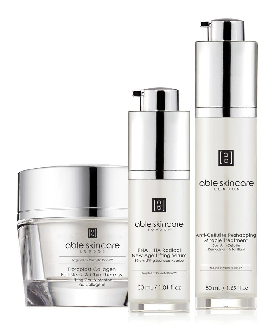 Set Facial & Body contouring set Sale - able skincare