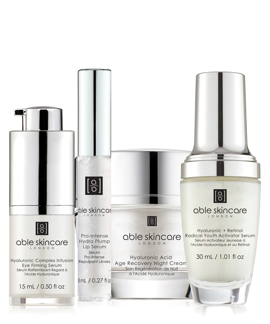 4pc Pro Hyaluronic Heroes set Sale - able skincare