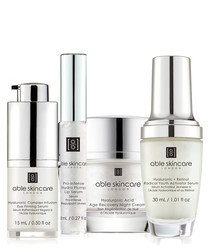 4pc Pro Hyaluronic Heroes set