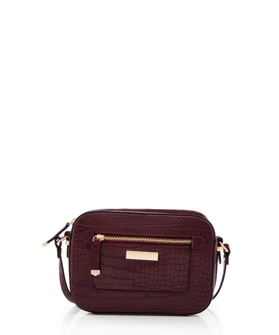 8bf366a00ff817 Discount Mia wine moc-croc shoulder bag | SECRETSALES
