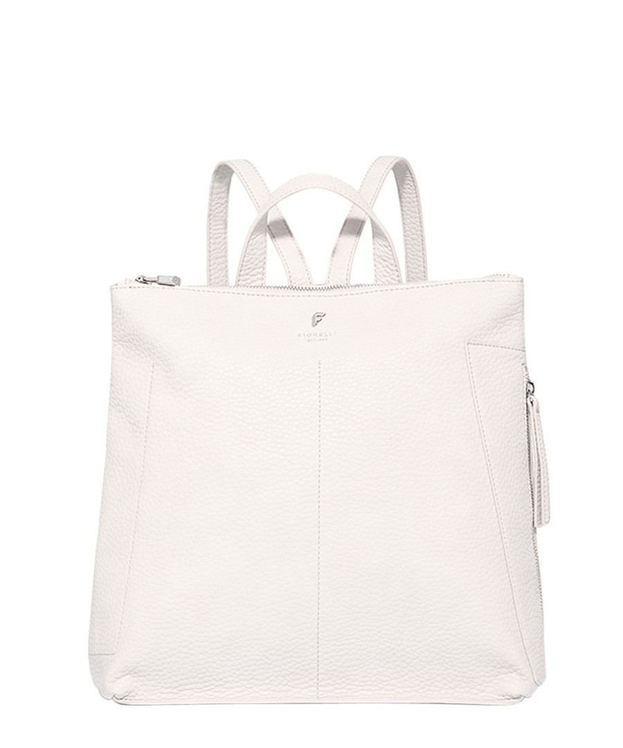 White textured backpack Sale - Fiorelli ...