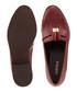 Manor wine leather tassel loafers Sale - carvela Sale